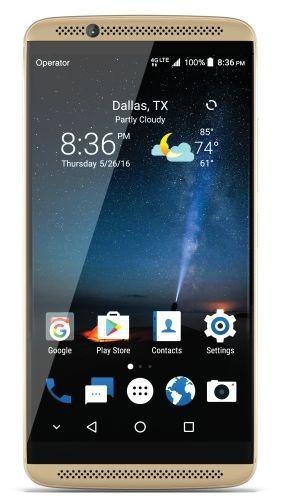 ZTE Axon 7 получил 6 ГБ оперативной памяти и экран с Force Touch