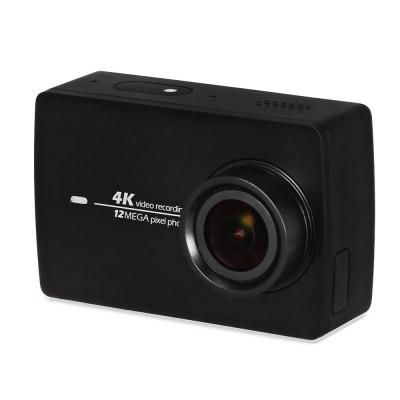 YI II: доступная экшен-камера с поддержкой 4K