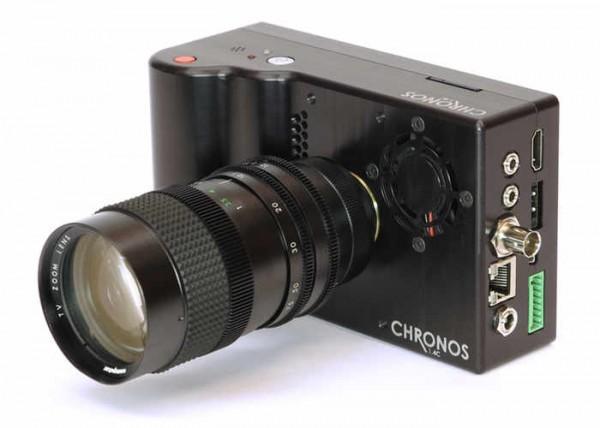 Камера Chronos 1.4 снимает со скоростью до 21600 кадров в секунду