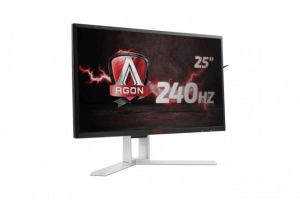 AOC представила монитор с частотой обновления 240 Гц