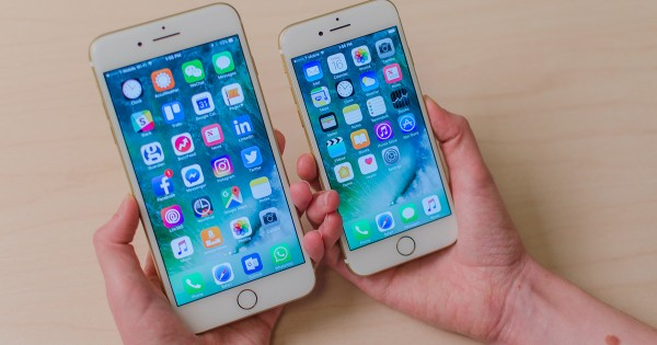 В России скупают iPhone 7