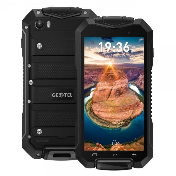 Смартфоном Geotel A1 можно колоть орехи