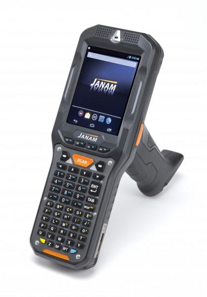 Janam XG3: Android-компьютер с пистолетной рукояткой