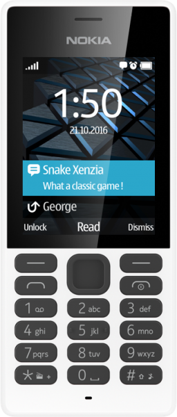 Nokia 150 — первый телефон HMD под знаменитым брендом