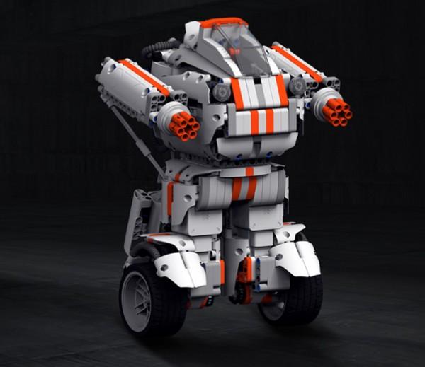Xiaomi MITU DIY: робот-конструктор с дистанционным управлением