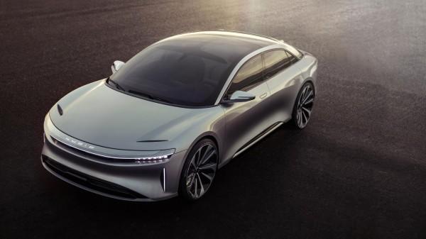 Lucid Air: конкурент Tesla Model S премиум-класса