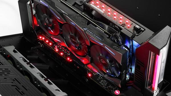 Asus ROG XG Station 2 — внешний корпус для видеокарты