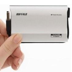 Первый внешний SSD-накопитель Buffalo MicroStation