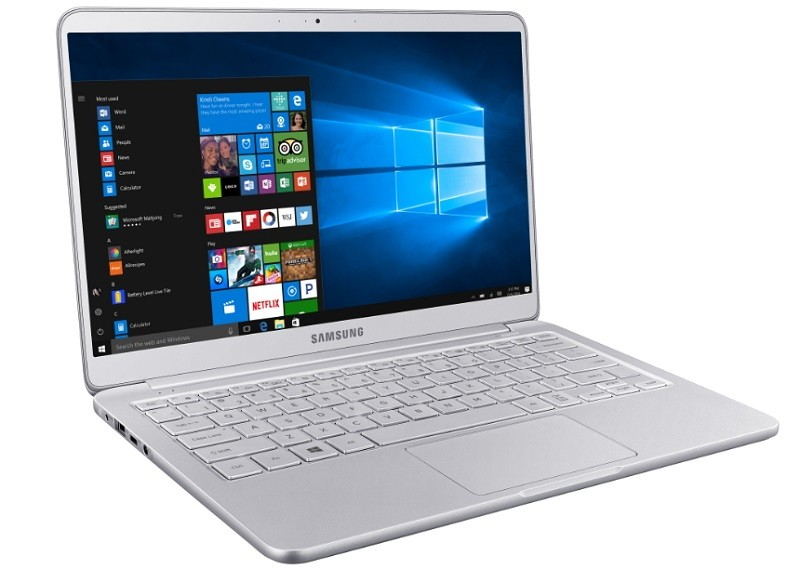 Самсунг обновила линейку ноутбуков Notebook 9