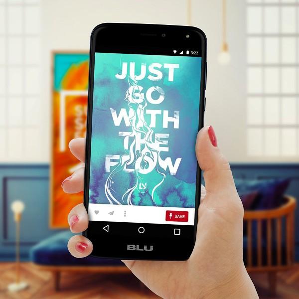 Смартфон BLU Life Max — бюджетный, но долгоиграющий