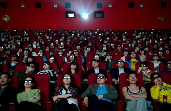 В Китае бум строительства кинотеатров