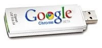 USB-флешка с браузером Google Chrome