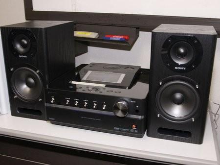 Sony NAS-M700HD – аудиосистема с жестким диском