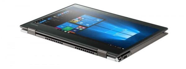 Toshiba Portege X20W: ноутбук-трансформер работающий до 16 часов