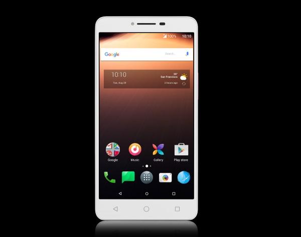 Alcatel A3 XL: 6-дюймовый планшетофон с 4G и Android 7 Nougat