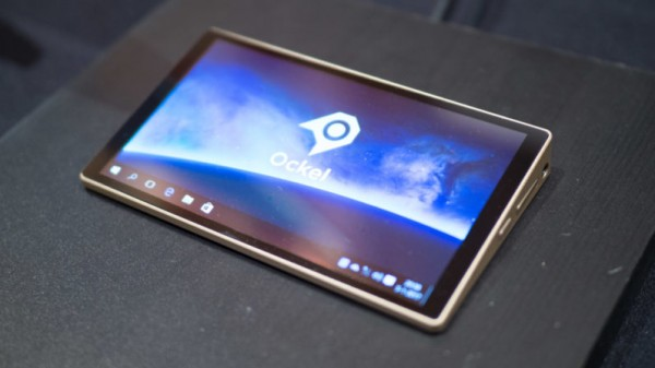 Ockel Sirius A: карманный компьютер с 6-дюймовым дисплеем