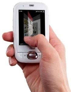 Новый смартфон Asus P522w