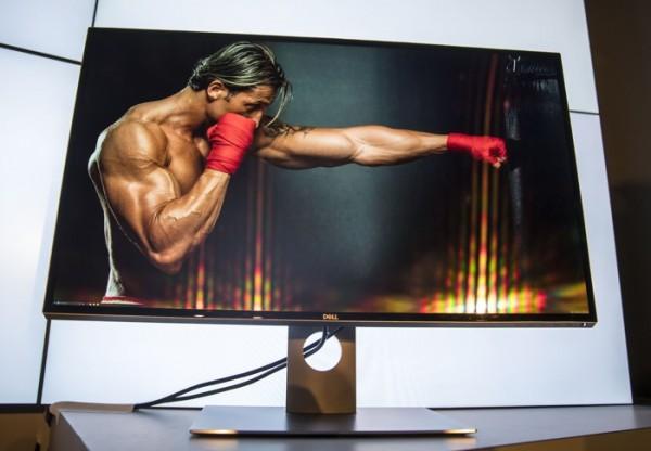 Dell представила монитор с разрешением 8K