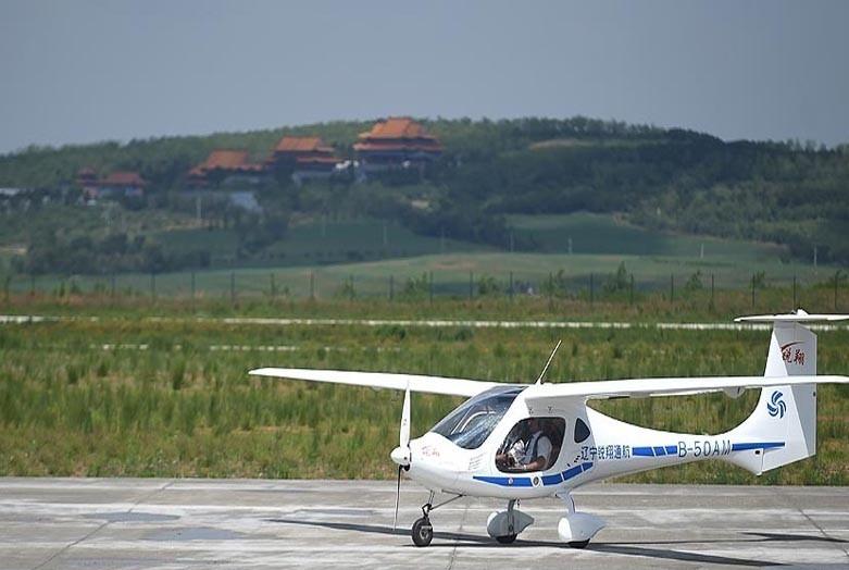 Китайцы благополучно испытали самолет наводородном горючем