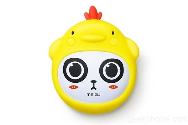 Meizu Panda Hand Warmer: гибрид портативного аккумулятора и грелки для рук