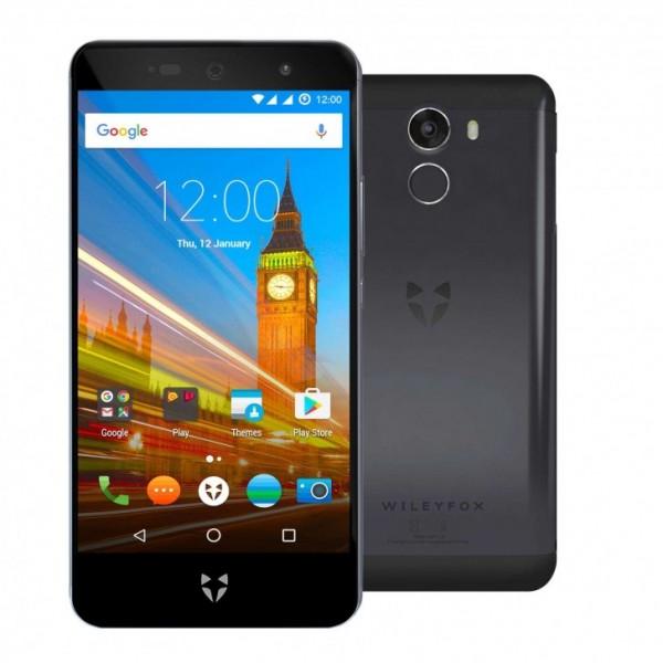 Wileyfox Swift 2X — металлический смартфон для поклонников Cyanogen OS