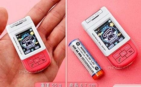 Миниатюрный телефон Xun Chi 138