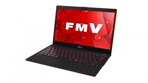 Fujitsu Lifebook UH75/B1 — легчайший ноутбук с 13,3-дюймовым экраном