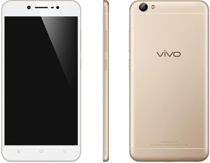 Ритейлер рассекретил Vivo V5 Plus сдвойной селфи-камерой на20 Мп