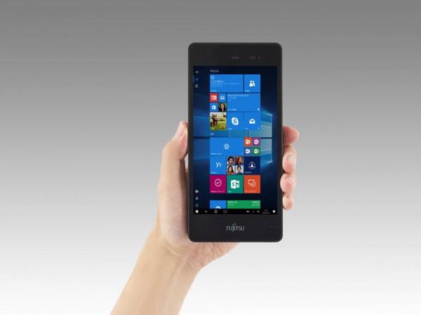 Fujitsu Arrows Tab V567/P: мощный 6-дюймовый планшет с Windows 10 на борту