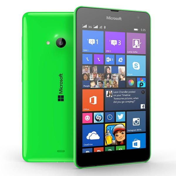 Продажи смартфонов Microsoft Lumia резко упали