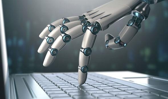 Китайский робот написал статью за секунду
