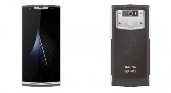 Металлический Oukitel K10000 Pro получил аккумулятор на 10000 мАч