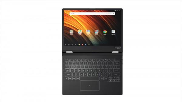 Lenovo Yoga A12: планшет-трансформер с сенсорной клавиатурой