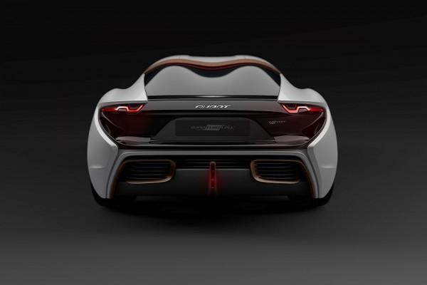 Quant 48Volt — электромобиль с запасом хода на 1000 километров