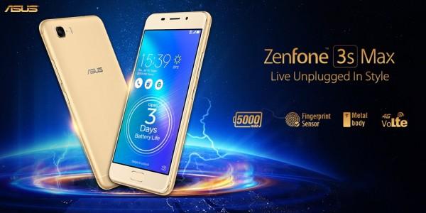 ASUS ZenFone 3s Max обходится без подзарядки 3 дня
