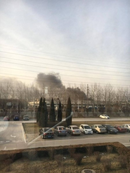 Загорелся завод, производивший батареи для Samsung Galaxy Note 7