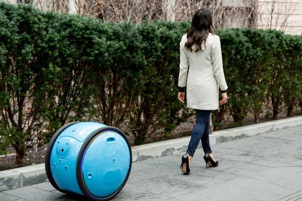 Gita — автономный робот-носильщик