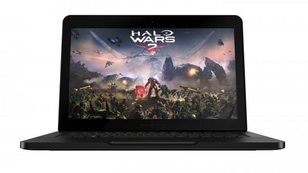 Razer Blade 2017: тонкий игровой ноутбук с экраном 4K