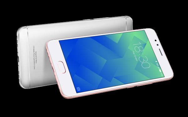 Meizu M5s — недорогой металлический смартфон со сканером отпечатков пальцев