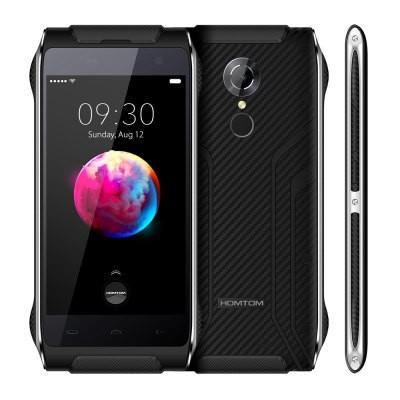 Homtom HT20 Pro — компактный защищенный смартфон