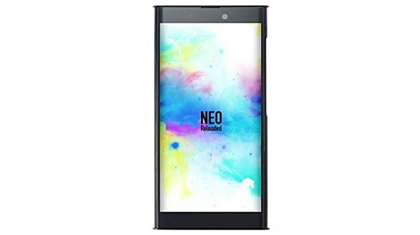 NuAns Neo Reloaded использует Android 7.0 Nougat вместо Windows 10 Mobile