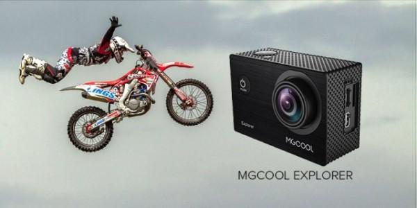 Недорогая экшен-камера MGCOOL Explorer поддерживает 4K
