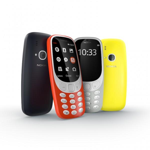 Представлена обновленная легенда Nokia 3310