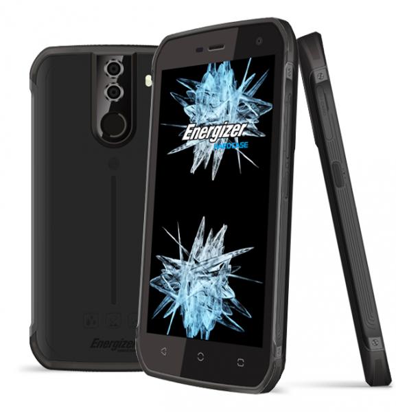 Energy E550LTE: защищенный смартфон от Energizer