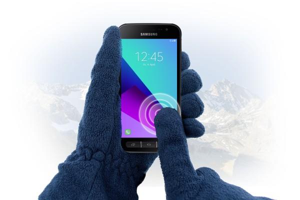 Galaxy Xcover 4 — новый защищенный смартфон от Samsung