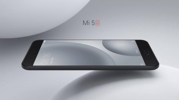 Состоялся анонс Xiaomi Mi 5c с фирменным процессором Surge S1