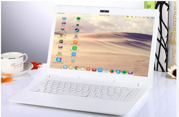 Alpha Litebook — доступный ноутбук для фанатов Linux