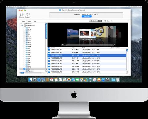 EaseUS восстанавливает данные — быстро и бесплатно