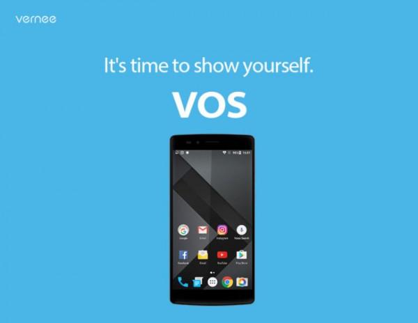 Vernee Apollo X — смартфон с новой операционной системой VOS