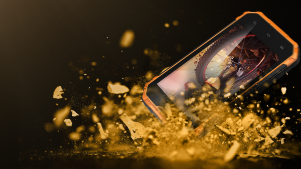 Vphone M4 — выносливый смартфон по невысокой цене